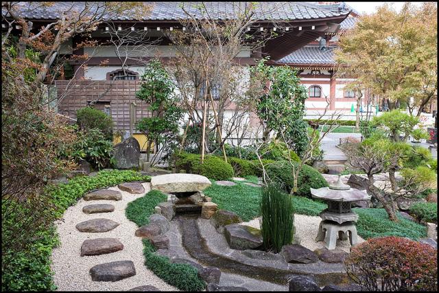 amenagement jardin japonais